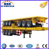 Flatbed Aanhangwagen van de Container wordt gebruikt om Container te bewegen die