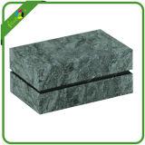 Изготовленный на заказ коробка напечатанная мрамором упаковывая