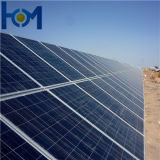 100W à 300W AR Coating Glass Solar Panel Glass pour Module