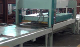 Compositor de madeira da imprensa quente automática com uma camada