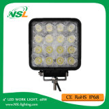 48W LED fahrendes Licht Selbst-LED des Arbeits-Licht-10-30V LED helles LED-Stab-Licht bearbeitend