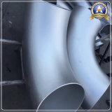 Gomito della saldatura di testa dell'acciaio inossidabile degli accessori per tubi di ASTM 316L