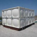 GRP moldou o tanque de água montado painel moldado FRP do tanque de água