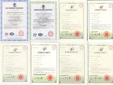 Compresseur approuvé à C.A. d'air de vis de jumeau de l'usine ISO9001-2008