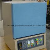 Horno de mufla de alta temperatura encajonado del laboratorio Box-1800 para derretir