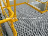 Решетка стеклоткани отлитая в форму FRP для платформы