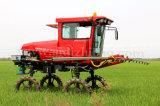 Pulverizador do fertilizante do TGV do tipo 4WD de Aidi para o campo e a exploração agrícola de almofada