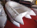 bote de salvamento de borracha inflável Hy-E/S270 do PVC de 8.9FT 2.7m ou do barco do esporte de Hypalon com CERT do Ce. para a venda