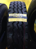 China Manufacturer Double Road DOT Certified Radial Truck Tire 11r22.5 11r24.5 295/75r22.5 285/75r24.5