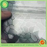 무료 샘플은 304 201 건축 회사에게서 스테인리스 장을 돋을새김했다