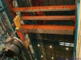 Bâti de pont en crochet/pont roulant de fonderie avec l'élévateur électrique