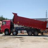 SINOTRUK HOWO 8x4 Lastkraftwagen mit Kippvorrichtung/Kipper