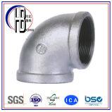 Aço inoxidável cotovelo de 90 graus (encaixe de tubulação do molde)