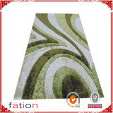 5 pouces X 8 pouces de mode conçoit le couvre-tapis Shaggy d'étage de région de tapis
