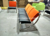 1+1+3 Gewebe-moderne Auslegung-Sofa (FOH-H33)