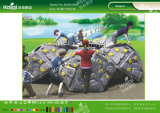 Kaiqi Kind-Plastikfelsen-Kletternserie