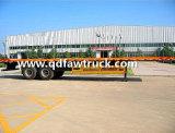 los 40FT acoplado de la utilidad del cargo a granel y del envase