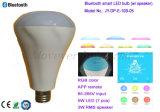 Birnen-Entwurf Bluetooth Lautsprecher-Unterstützungsbewegliche APP 2016