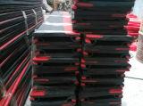 Panneau en caoutchouc de jupe de double joint de composants de convoyeur