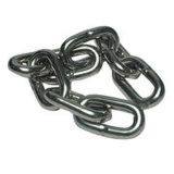 Гальванизированная цепь соединения стали DIN766 не доходя
