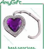 Form Metal Purse Hanger mit Customized Color (LAG-pH-13)