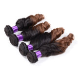 Fabricante direto Spring Curl Brazilian Virgin Hair Extension