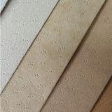 cuir respirable d'unité centrale de 0.6mm-0.7mm pour le revêtement de chaussures