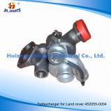 De auto Turbocompressor van Delen voor Landrover Tdi 2.5ld Tb250 452055-0004
