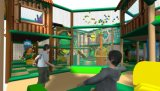 Игр детей джунглей занятности Cheer оборудование спортивной площадки опирающийся на определённую тему крытое