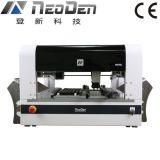 Macchina da tavolino Neoden4, 48 alimentatori di SMT, 4 teste, supporto 0201, BGA, lampada del posto e del selezionamento di 1.5m LED
