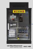 Elevador Gearless do passageiro do hospital da movimentação do quarto da máquina