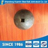耐久力のある高密度によって造られる粉砕の鋼球