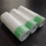 Industrieller Gebrauch-Plastikabfalldrawstring-Beutel-kundenspezifische Ordnung