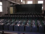 Gel-Speicherbatterie der Sonnenenergie-12V120ah für Sonnensystem