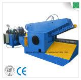 Machine de découpage de tôle d'acier d'alligator