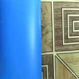 0.55mm 파랑 역행 PVC 마루
