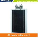 Solarstraßenlaterne5W-120W der integrierter eindeutiger Entwurfs-im Freien Beleuchtung-LED