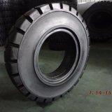 Hochleistungs--Vollreifen-industrieller Gabelstapler-Gummireifen (6.00-12, 7.00-15)
