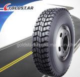 Todo o pneumático resistente de aço do caminhão para o mercado global