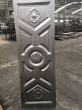 Горячий продавать в коже двери стального рынка проштемпелеванной стальной