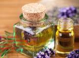 Essência de alfazema orgânica natural biológica pura de 100% - fonte da fábrica