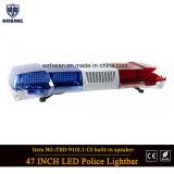 Barra chiara d'avvertimento impermeabile di Lightbar LED dell'automobile del vagone di 47 di pollice della polizia Lightbar/12V della polizia polizie di Lightbar