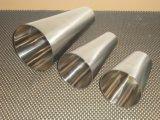Санитарной редуктор сваренный нержавеющей сталью концентрический на сбывании