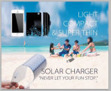 SmartphoneおよびパッドのためのFoldableおよび携帯用太陽充電器