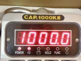 電子クレーンスケールのハングのスケールRotaed Hook1000kg