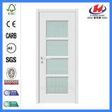 Амбар ливня прокладывает рельсы дверь ванной комнаты нутряная стеклянная (Jhk-G17)