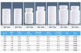 бутылка давления 80g и крышки закрутки пластичная для упаковывать микстуры здравоохранения