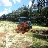 Mini petit entraîneur à quatre roues pour la plantation d'huile de palmier