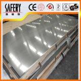 Placa de aço inoxidável de ASTM A240 TP304