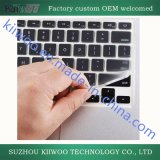 Luva personalizada da tampa do teclado do caderno do silicone